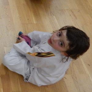 Kindertraining KungFu