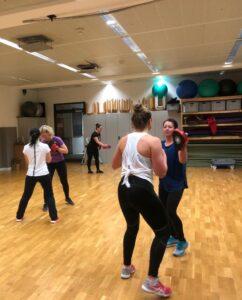 training selbstverteidigung für frauen bei wingwarrior