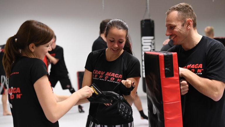 Training, Selbstverteidigung bei WingWarrior in München