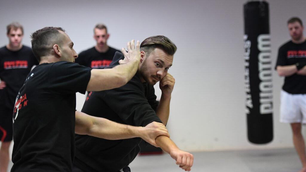 Training Selbstverteidigung Erwachsene in München